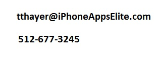 iPhone App Development - Austin TX