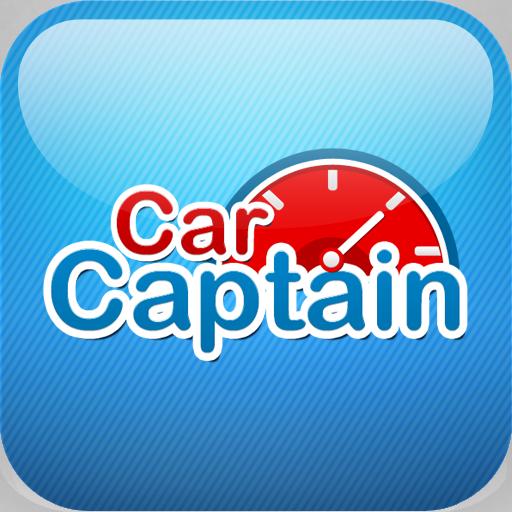car captain iphone fuel mileage calculator